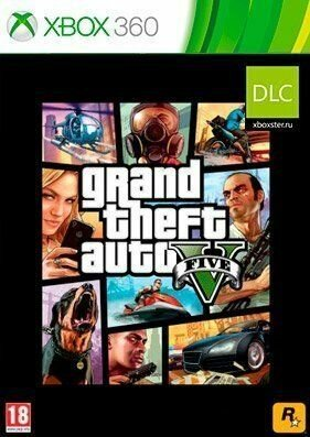 Скачать торрент Grand Theft Auto 5 - All DLC [REGION FREE/RUS] на xbox 360 без регистрации