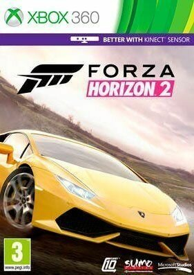 Forza Horizon 2 [GOD/RUSSOUND]