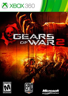 Скачать торрент Gears of War 2 [REGION FREE/GOD/RUS] на xbox 360 без регистрации