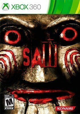 Saw: The Video Game [PAL/RUS]