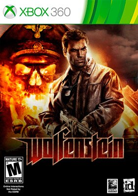 Скачать торрент Wolfenstein [REGION FREE/GOD/RUSSOUND] на xbox 360 без регистрации