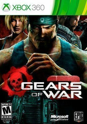 Скачать торрент Gears of War 3 [REGION FREE/JTAGRIP/RUS] на xbox 360 без регистрации