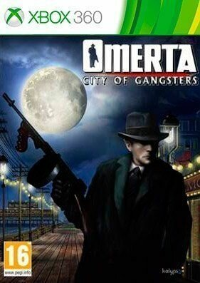 ������� ������� Omerta: City of Gangsters [REGION FREE/RUS] (LT+1.9 � ����) �� xbox 360 ��� �����������