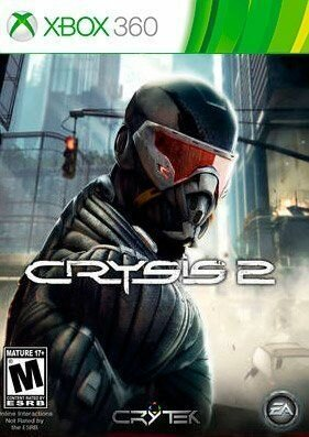 Скачать торрент Crysis 2 [REGION FREE/JTAGRIP/RUSSOUND] на xbox 360 без регистрации