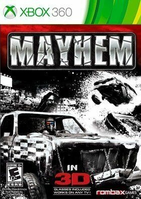 ������� ������� Mayhem 3D [PAL/ENG] �� xbox 360 ��� �����������