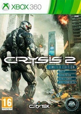 Crysis 2: Limited Edition [PAL/RUSSOUND]