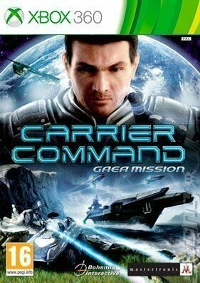 ������� ������� Carrier Command: Gaea Mission [PAL/RUS] (LT+1.9 � ����) �� xbox 360 ��� �����������