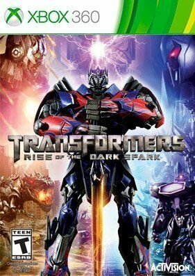 Скачать торрент Transformers: Rise of the Dark Spark [REGION FREE/ENG] (LT+3.0) на xbox 360 без регистрации