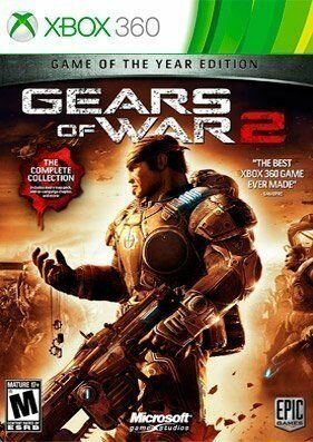 ������� ������� Gears of War 2: Game of the Year Edition [DLC/GOD/RUS] �� xbox 360 ��� �����������