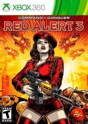 Command & Conquer: Red Alert 3 [REGION FREE/GOD/RUSSOUND]