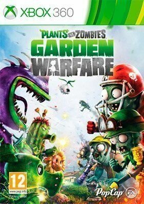 Скачать торрент Plants Vs. Zombies Garden Warfare [REGION FREE/ENG] (LT+3.0) на xbox 360 без регистрации