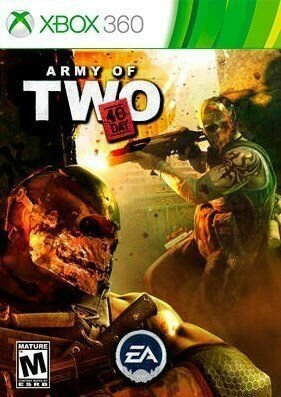 Скачать торрент Army Of Two: The 40th Day [REGION FREE/JTAGRIP/RUS] на xbox 360 без регистрации