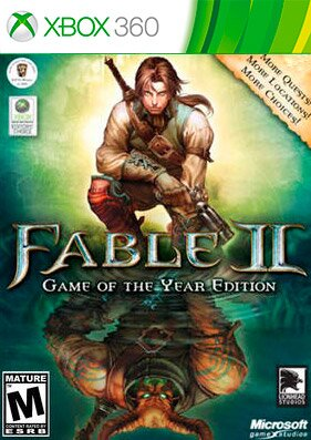 Скачать торрент Fable 2: Game of the Year Edition [REGION FREE/GOD/RUSSOUND] на xbox 360 без регистрации