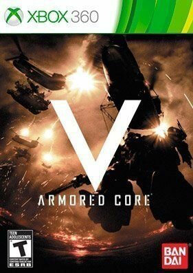 Armored Core 5 [PAL/RUS] (LT+1.9 � ����)