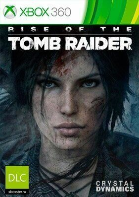 ������� ������� Rise of the Tomb Raider [DLC/RUSSOUND] �� xbox 360 ��� �����������