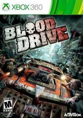 ������� ������� Blood Drive [PAL/ENG] �� xbox 360 ��� �����������