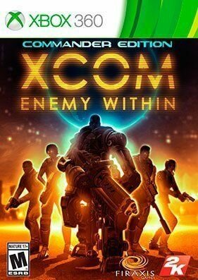 Скачать торрент XCOM: Enemy Within [GOD/RUSSOUND] на xbox 360 без регистрации