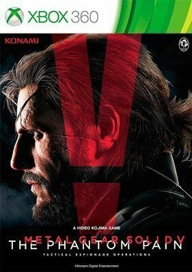Metal Gear Solid V: The Phantom Pain (GOD/RUS)
