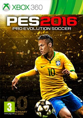 Pro Evolution Soccer 2016 [PAL/GOD/RUS]