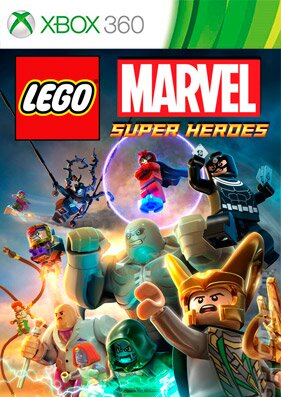 ������� ������� LEGO Marvel Super Heroes [REGION FREE/GOD/RUS] �� xbox 360 ��� �����������