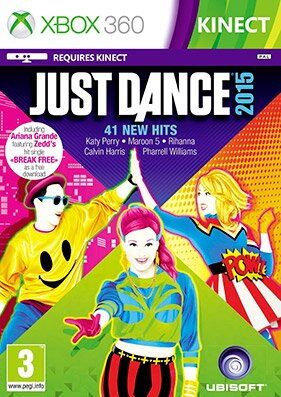 ������� ������� Just Dance 2015 [PAL/ENG] (LT+3.0) �� xbox 360 ��� �����������