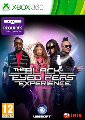 ������� ������� The Black Eyed Peas Experience [REGION FREE/ENG] �� xbox 360 ��� �����������