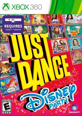 ������� ������� Just Dance: Disney Party [REGION FREE/GOD/ENG] �� xbox 360 ��� �����������