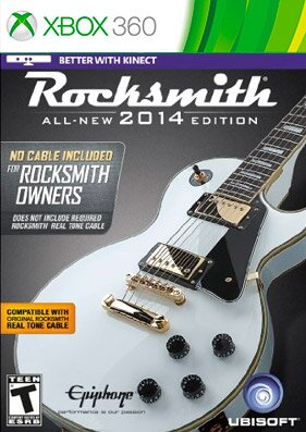 Скачать торрент Rocksmith 2014 Edition [REGION FREE/ENG] (LT+3.0) на xbox 360 без регистрации