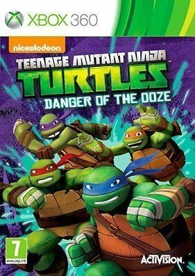 Скачать торрент Teenage Mutant Ninja Turtles: Danger of the Ooze [ENG] (LT+1.9 и выше) на xbox 360 без регистрации