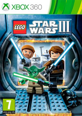 Скачать торрент LEGO Star Wars 3: The Clone Wars [REGION FREE/GOD/RUS] на xbox 360 без регистрации