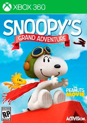 Скачать торрент The Peanuts Movie: Snoopy's Grand Adventure [ENG] (LT+1.9 и выше) на xbox 360 без регистрации