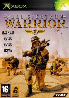 Скачать торрент Full Spectrum Warrior [PAL/RUS] на xbox 360 без регистрации