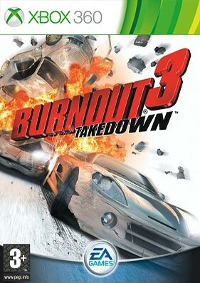 ������� ������� Burnout 3: Takedown ��� xbox 360 �� xbox 360 ��� �����������