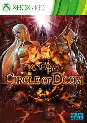 ������� ������� KINGDOM UNDER FIRE: CIRCLE OF DOOM [FREEBOOT/ RUS] �� xbox 360 ��� �����������