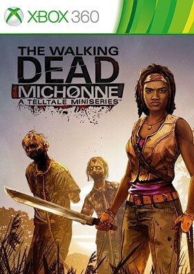 ������� ������� The Walking Dead: Michonne - Episode 1 (2016) �� xbox 360 ��� �����������