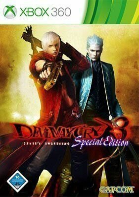 Скачать торрент Devil May Cry 3: Dante's Awakening Special Edition [Freeboot / RUSSOUND] на xbox 360 без регистрации