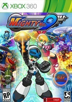 Скачать торрент Mighty No. 9 [+ DLC Ray Expansion] [FREEBOOT / RUS] на xbox 360 без регистрации