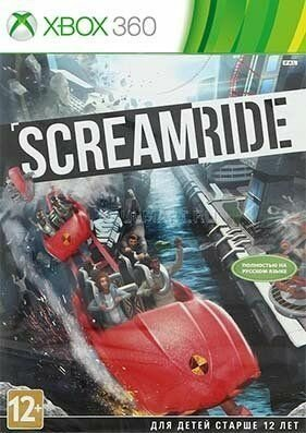 Скачать торрент ScreamRide для xbox 360 [FREEBOOT / RUSSOUND] на xbox 360 без регистрации
