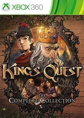 Скачать торрент King's Quest - The Complete Collection [Region Free/RUS] на xbox 360 без регистрации