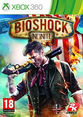 Скачать торрент BIOSHOCK: INFINITE - COMPLETE EDITION [DLC/GOD/RUSSOUND] для xbox 360 на xbox 360 без регистрации