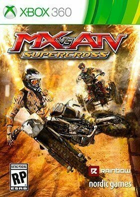 MX vs ATV: Supercross [Region Free/ENG] (LT+1.9 и выше)