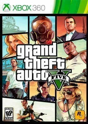 Скачать торрент Grand Theft Auto 5 [Region Free/RUS] (LT+3.0) на xbox 360 без регистрации