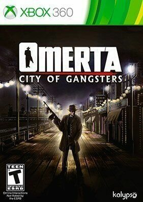 Скачать торрент Omerta: City of Gangsters [REGION FREE/GOD/RUS] на xbox 360 без регистрации