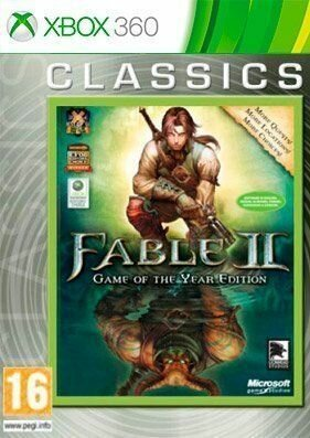 Скачать торрент Fable 2: Game of the Year Edition [REGION FREE/RUSSOUND] на xbox 360 без регистрации